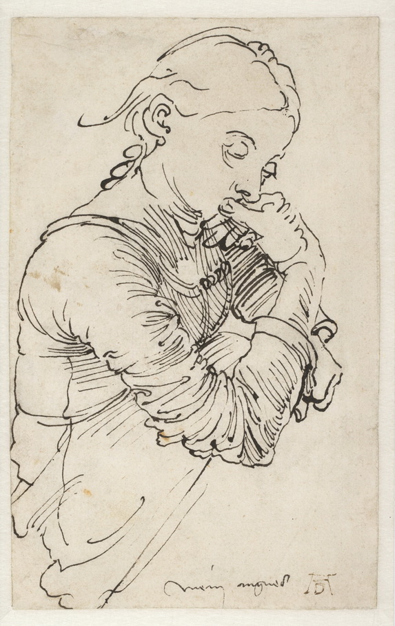3.-Courtauld-Dürer-Mein-Agnes-2