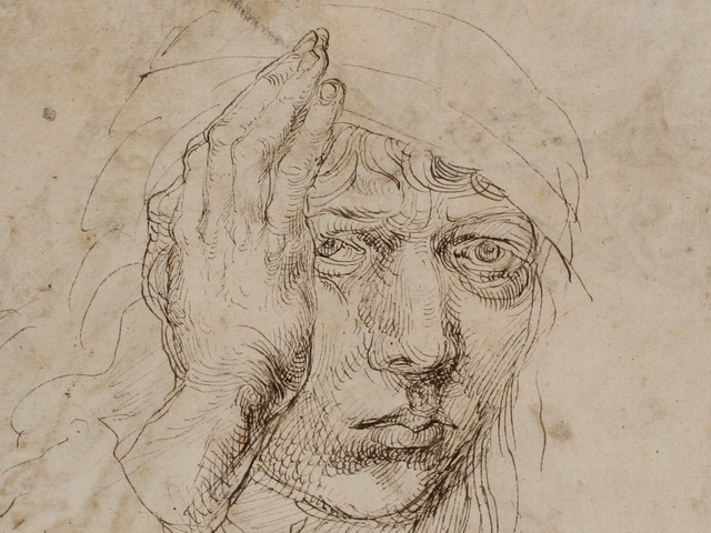 4.-Courtauld-Dürer-Self-portrait-verso-1